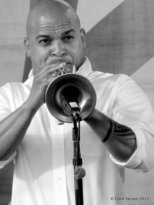 Irvin Mayfield at Wednesday in the Square