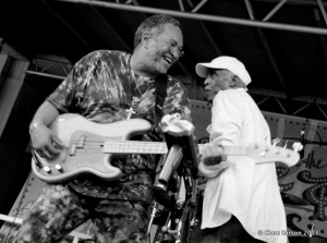 Jazz in the Park: George Porter, Jr & Bill Summers